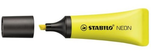 STABILO 72/24 marker 1 pc(s) Yellow Chisel tip