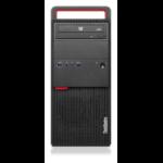 Lenovo ThinkCentre M800 3.4GHz i7-6700 Mini Tower Black PC