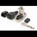 Microconnect KON524TL wire connector RJ-45 Black
