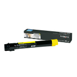 Lexmark X950X2YG Toner yellow, 22K pages