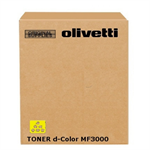Olivetti B0894 Toner yellow, 4.5K pages @ 5% coverage