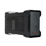 Cooler Master MasterCase NC100 Small Form Factor (SFF) Black 650 W