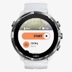 Suunto 7 sport watch White Touchscreen 454 x 454 pixels Bluetooth