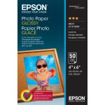 Epson Photo Paper Glossy - 10x15cm - 50 sheets