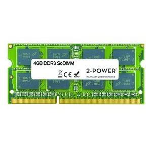 2-Power 4GB DDR3 SODIMM MEM0802A