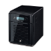 Buffalo TeraStation 3400 8TB Storage server Mini Tower Ethernet LAN Black
