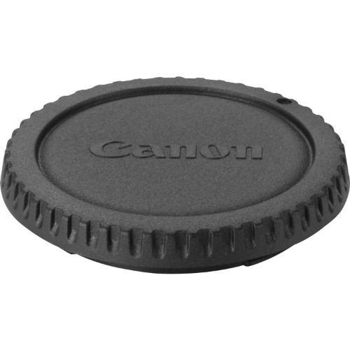 Canon R-F-3 lens cap Black Digital camera