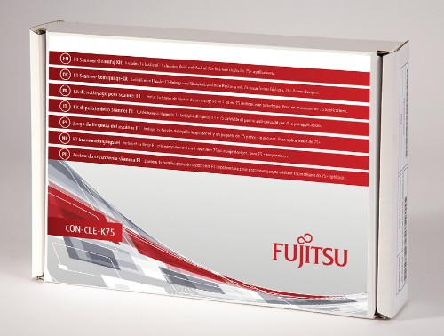 Fujitsu F1 Scanner Cleaning Kit