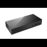 Kensington K38249EU interface hub USB 3.2 Gen 1 (3.1 Gen 1) Type-C 10000 Mbit/s Black