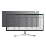 StarTech.com PRIVSCNMON34W display privacy filters Frameless display privacy filter 34""