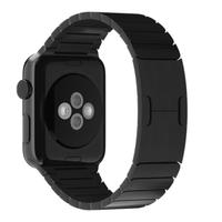 Apple 42mm Link Bracelet - Watch strap - space black - for Watch (42 mm)