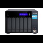 QNAP TVS-672N Ethernet LAN Tower Black NAS