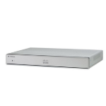 Cisco C1101-4P wireless router Gigabit Ethernet Grey
