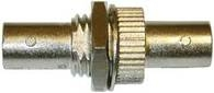 Microconnect FISTST ST Gold fiber optic adapter