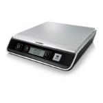 DYMO M25 Electronic postal scale Black,Silver