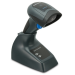 Datalogic QuickScan QBT2131 Lector de códigos de barras portátil 1D Negro