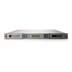 Hewlett Packard Enterprise StoreEver 1/8 G2 LTO-6 Ultrium 6250 FC tape auto loader/library 20000 GB 1U