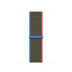 Apple MJFU3ZM/A smartwatch accessory Band Olive Nylon