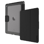 "Incipio Clarion 9.7"" Folio Black, Grey"