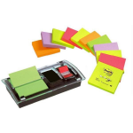 3M DS100VP Post-it Z-Notes en Index Dispensers Black tape dispenser
