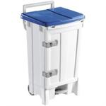 FSMISC HYGIENE BIN 90L BLUE/GREY 356696