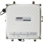 Hewlett Packard Enterprise Aruba MSR2KP (RW) MSR2000 wireless router Dual-band (2.4 GHz / 5 GHz) Gigabit Ethernet White