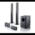 Canton Movie 1050.2 5.1channels Black speaker set