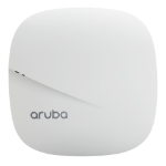 Hewlett Packard Enterprise Aruba IAP-305 WLAN access point 1300 Mbit/s White