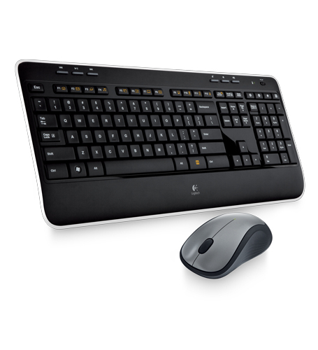 Logitech MK520 RF Wireless QWERTZ Hungarian