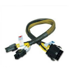 Akasa PSU extension cable splits 4+4