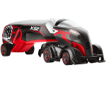 Anki Freewheel Car Electric engine OVERDRIVE Supertruck - X-52 Vehicle Freewheel, Black/Red