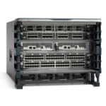 Nexus 7700 6 Slot Chassis, No Power Supplies, Fans included