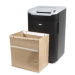 Rexel Expandable Shredder Waste Sacks Auto+ 750X/M (50)