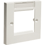 Cablenet 72-3382 wall plate/switch cover White