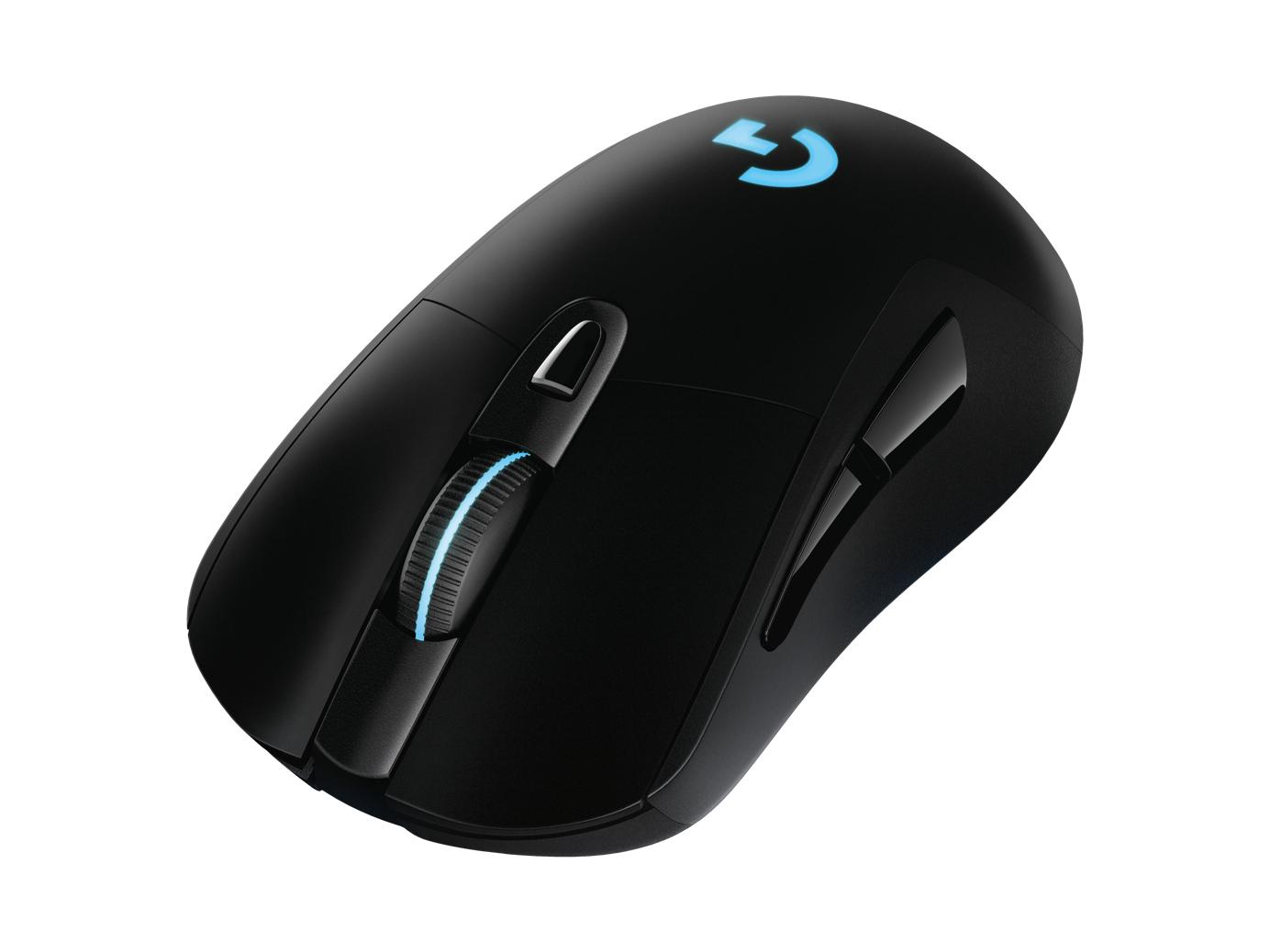 Logitech G G703 ratón RF inalámbrico Óptico 16000 DPI mano derecha
