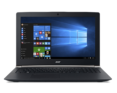 "Acer Aspire V Nitro VN7-592G-536W 2.3GHz i5-6300HQ 15.6"" 1920 x 1080pixels Black Notebook"