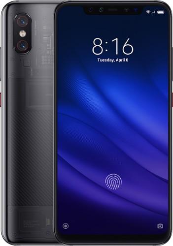 """Xiaomi Mi 8 Pro 15.8 cm (6.21"""") 8 GB 128 GB Dual SIM Black 3000 mAh"""