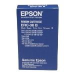 Epson Black Fabric Ribbon TMU/TM/IT cinta para impresora