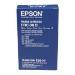 Epson Black Fabric Ribbon TMU/TM/IT printer ribbon
