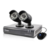 Swann DVR4-4400 4 Channel 720p Digital Video Recorder &2 x PRO-A850 Cameras CCTV