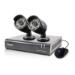 Swann DVR4-4400 - 4 Channel 720p Digital Video Recorder & 2 x PRO-A850 Cameras