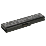 2-Power 10.8v, 6 cell, 47Wh Laptop Battery - replaces PA3636U-1BAL 2P-PA3636U-1BAL