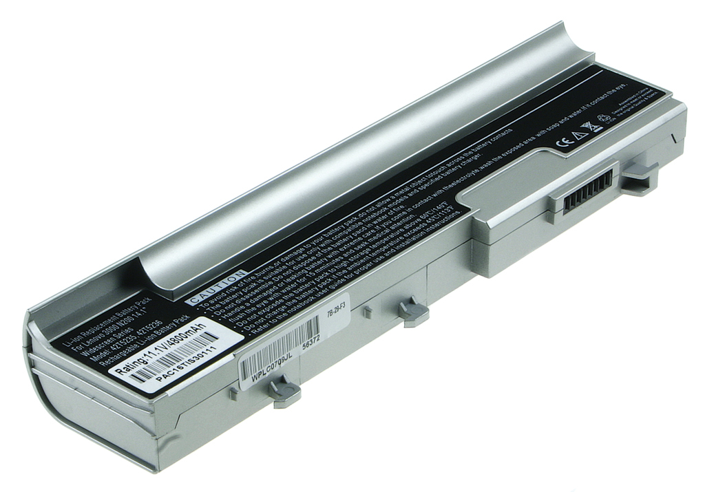 2-Power 11.1v, 6 cell, 53Wh Laptop Battery - replaces 42T5239