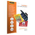 Fellowes 5601703 laminator pouch 25 pc(s)