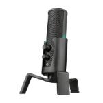 Trust GXT 258 Fyru Black PC microphone