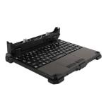 Getac GDKBC8 mobile device keyboard QWERTY UK English Black