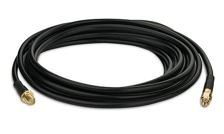 TP-LINK TL-ANT24EC5S cable de red 5 m Negro