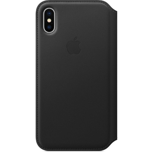 "Apple MQRV2ZM/A mobile phone case 14.7 cm (5.8"") Cover Black"