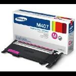 Samsung CLT-M407S Toner 1000páginas magenta