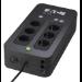 Eaton 3S 700 DIN sistema de alimentación ininterrumpida (UPS) 700 VA 420 W 6 salidas AC
